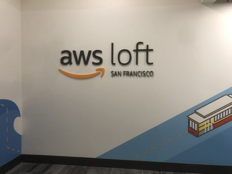 Event Report-AWS Start up day  San Francisco