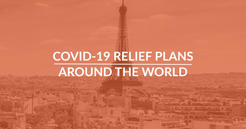COVID-19 中小企業向け金融支援策発表