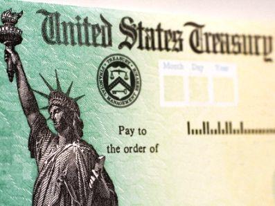 <COVID-19> IRS、現金給付開始