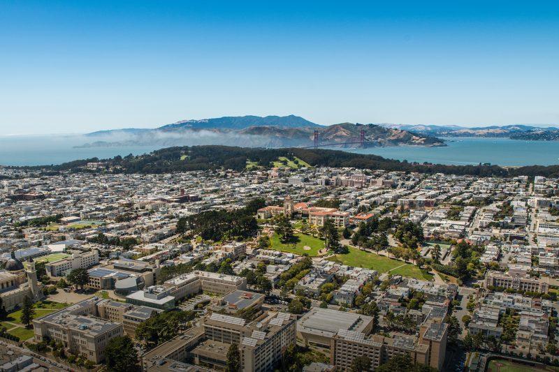 カリフォルニア大学ランキング 2020