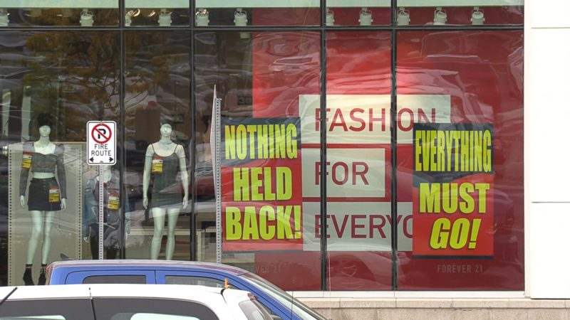 米国小売、服飾業界が最も打撃
