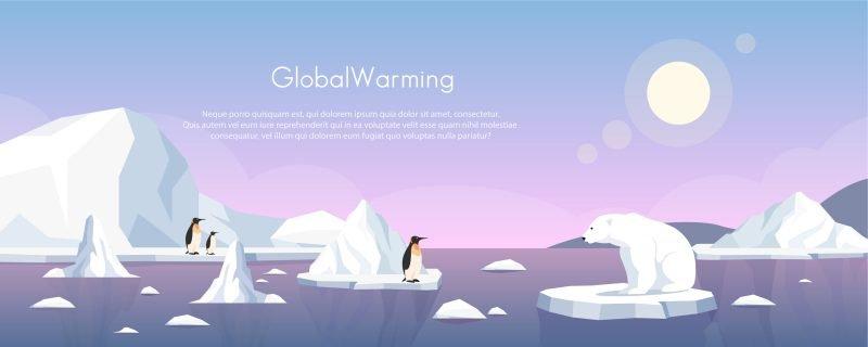 地球温暖化の実態