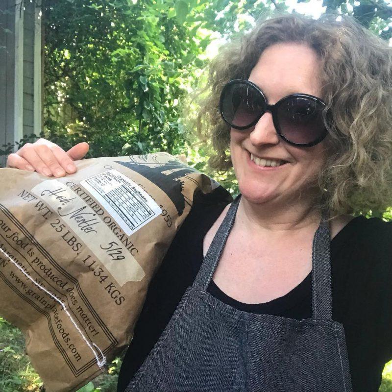 オレゴン州ポートランド市を拠点に納豆を製造する  アメリカ人女性起業家 Heidi Nestler氏